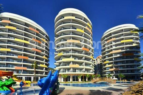 Apartments mit Meerblick in Alanya - 5