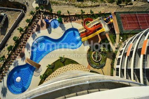 Apartments mit Meerblick in Alanya - 9