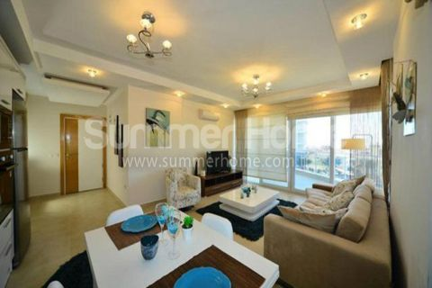 Apartments mit Meerblick in Alanya - Foto's Innenbereich - 11