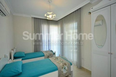 Apartments mit Meerblick in Alanya - Foto's Innenbereich - 14