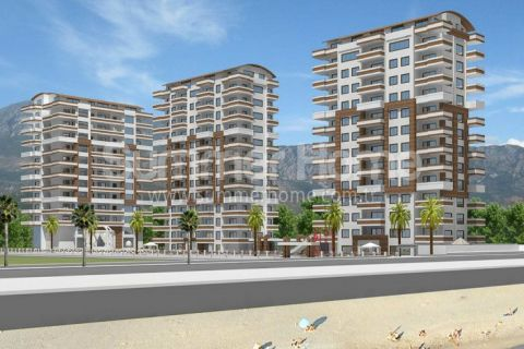 Large Apartments for Sale in Alanya