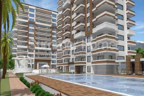 Large Apartments for Sale in Alanya - 1