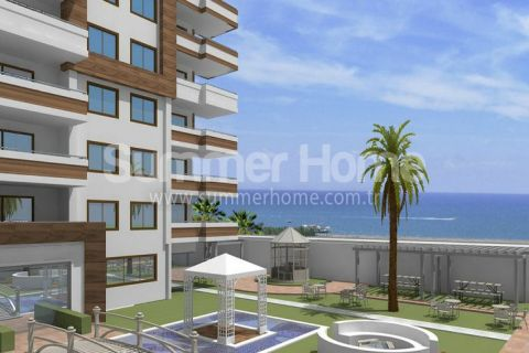 Large Apartments for Sale in Alanya - 4