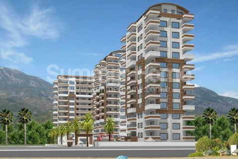 Large Apartments for Sale in Alanya - 5