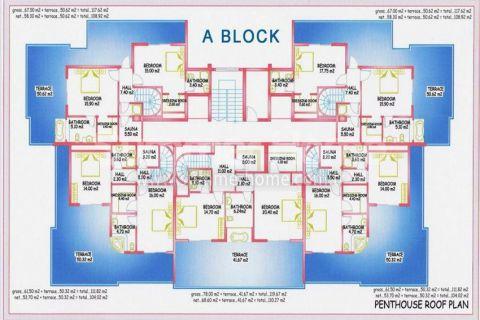 Neue Wohneinheiten in Mahmutlar - Immobilienplaene - 15
