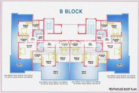 Neue Wohneinheiten in Mahmutlar - Immobilienplaene - 18