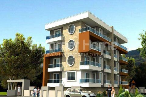 Качественные апартаменты на продажу в Алании - 1