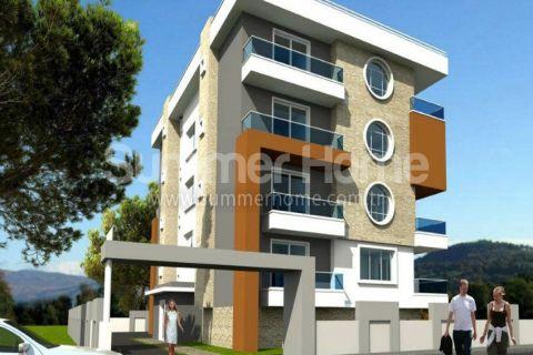 Качественные апартаменты на продажу в Алании - 2