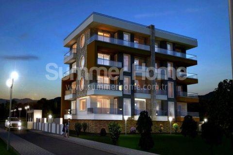 Качественные апартаменты на продажу в Алании