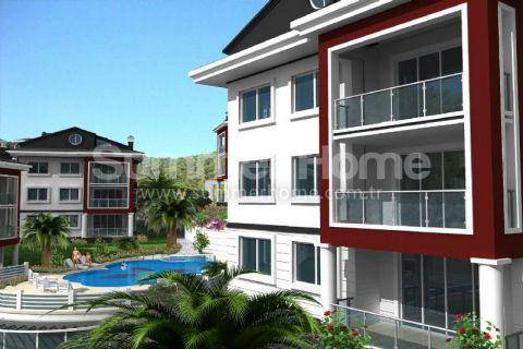 Pôvabné apartmány na predaj vo Fethiye - 2