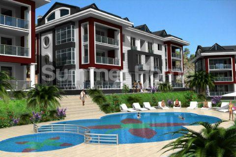 Pôvabné apartmány na predaj vo Fethiye - 6