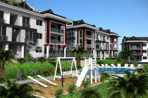 Pôvabné apartmány na predaj vo Fethiye - 7