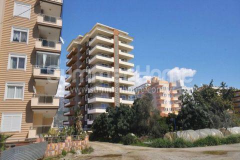 Stilvolle Wohnungen in Mahmutlar .