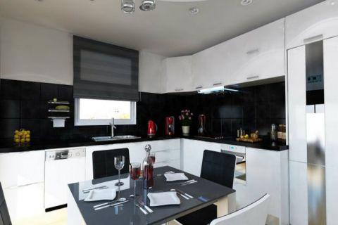 Cenovo prijateľné apartmány na predaj v Alanyi - Fotky interiéru - 5