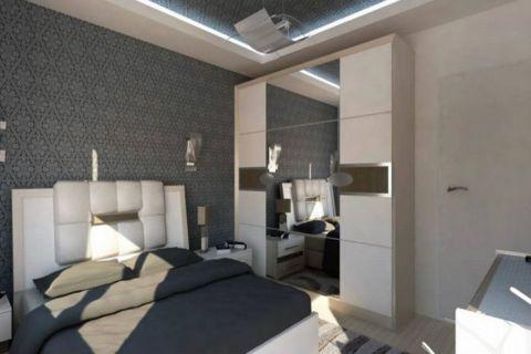 Cenovo prijateľné apartmány na predaj v Alanyi - Fotky interiéru - 7
