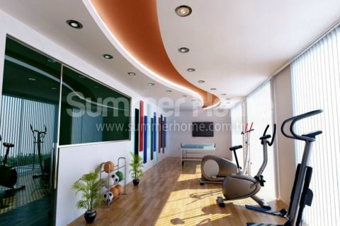 Stilvolle Wohnungen in Mahmutlar . - Foto's Innenbereich - 9