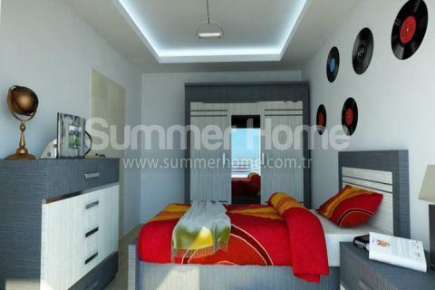 Stilvolle Wohnungen in Mahmutlar . - Foto's Innenbereich - 10