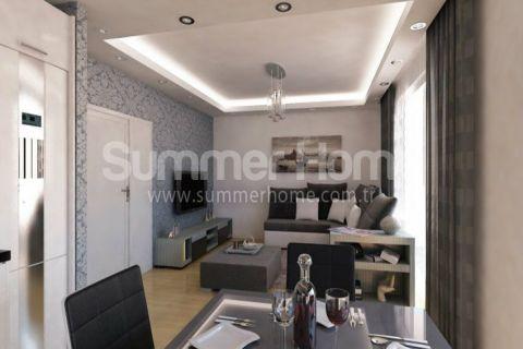 Cenovo prijateľné apartmány na predaj v Alanyi - Fotky interiéru - 12