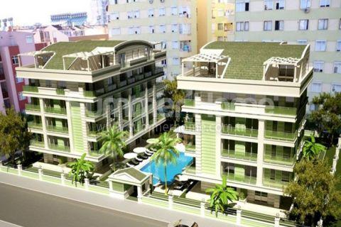 Elegantné apartmány a penthousy v Antalyi - 1