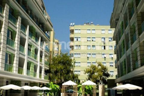Elegantné apartmány a penthousy v Antalyi