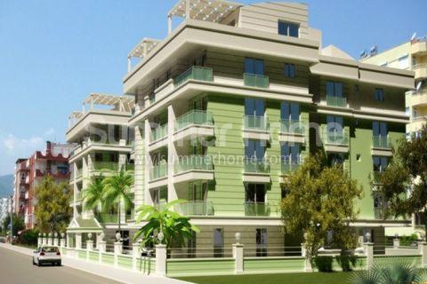 Elegantné apartmány a penthousy v Antalyi - 2