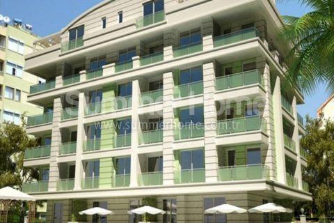 Elegantné apartmány a penthousy v Antalyi - 3