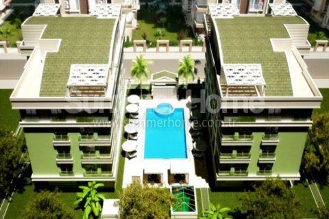 Elegantné apartmány a penthousy v Antalyi - 4