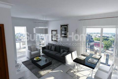 Elegantné apartmány a penthousy v Antalyi - Fotky interiéru - 10