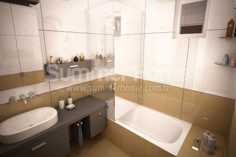 Elegantné apartmány a penthousy v Antalyi - Fotky interiéru - 11