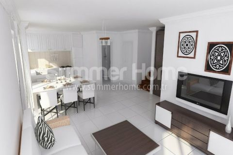 Elegantné apartmány a penthousy v Antalyi - Fotky interiéru - 14