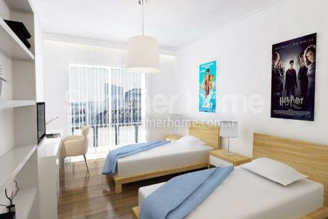 Elegantné apartmány a penthousy v Antalyi - Fotky interiéru - 15