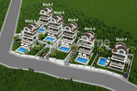 Nádherné vily na predaj vo Fethiye - 4