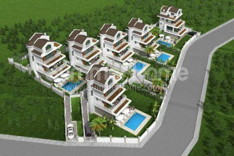 Nádherné vily na predaj vo Fethiye - 6