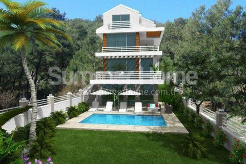 Nádherné vily na predaj vo Fethiye - 7