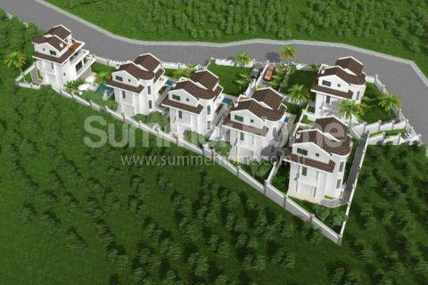 Nádherné vily na predaj vo Fethiye - 9