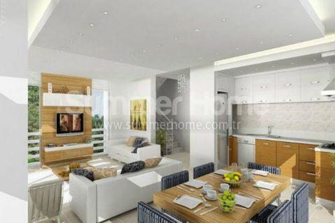 Nádherné vily na predaj vo Fethiye - Fotky interiéru - 21