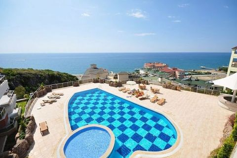 Konak Beach Club Apartments - 8