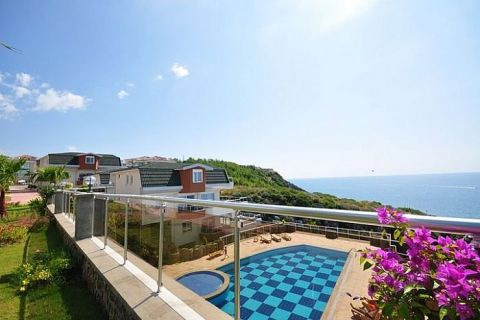 Konak Beach Club Apartments - 11