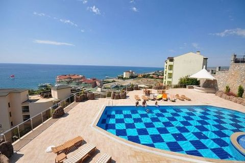 Konak Beach Club Apartments - 13