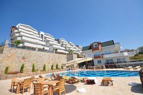 Konak Beach Club Apartments - 18