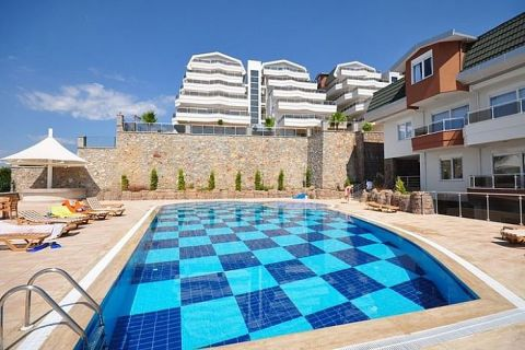 Konak Beach Club Apartments - 20