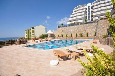 Konak Beach Club Apartments - 22
