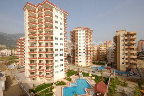 Wohnungen in Mahmutlar Zentrum mit Meerblick. - 3
