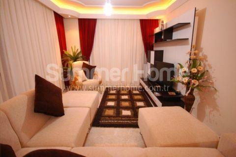 Dobré apartmány na predaj v Alanyi - Fotky interiéru - 23