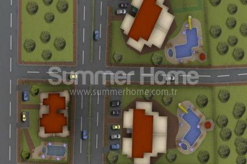 Wohnungen in Mahmutlar Zentrum mit Meerblick. - Immobilienplaene - 50