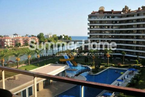 Apartments with Breathtaking View in Alanya