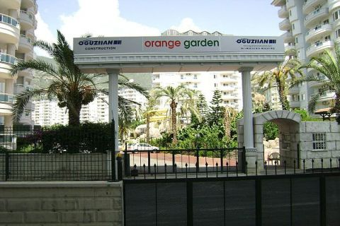 Moderne komplexe II Orange Garden,Alanya,Cikcilli