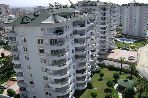 Perfect Complex with Nice Apartments in Cikcilli, Alanya
