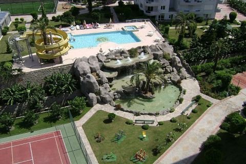 Utopia III - Orange Garden apartmány v Alanyi - 9