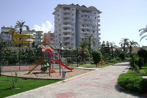 Utopia III - Orange Garden apartmány v Alanyi - 10